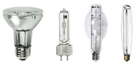 HID lamps by Culture Lighting Indianapolis