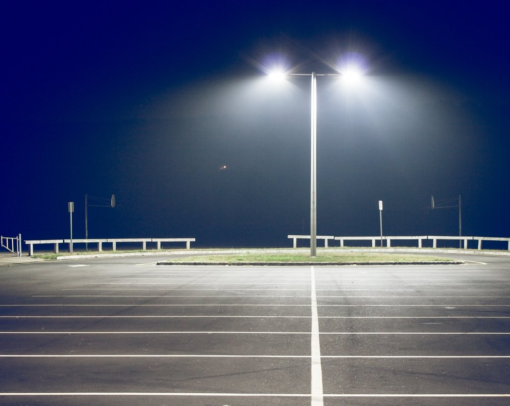 Two Great Options To Upgrade Parking Lot Lighting