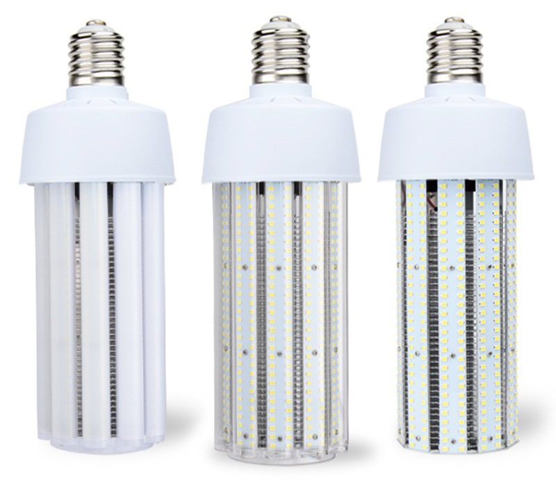 LED Corncob Lamps …. Simple Retrofit for Metal Halide, HID & CFL Lamps