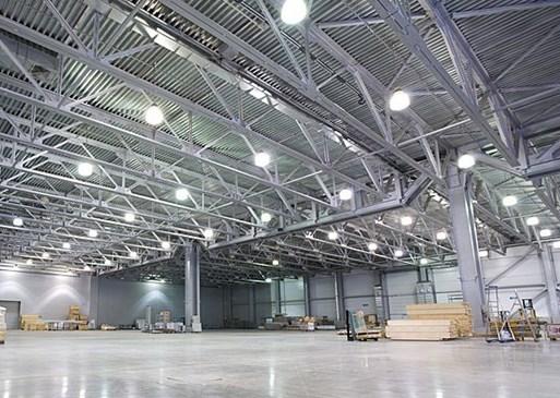 Warehouse LED lighting