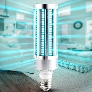 UV Germicidal Light Bulbs Eliminate Contaminants