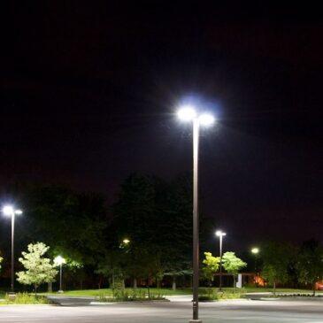 Parking Lot Lighting Maintenance